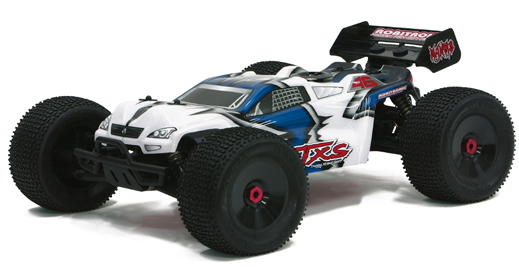 Robitronic RTR Mantis TXS Truggy - RC Car Action