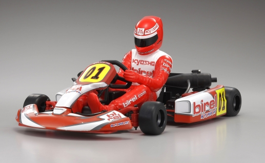 New Kyosho Birel 1 5 Scale Racing Kart Rc Car Action