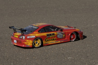 rc trends, radio control trends, rcca, radio control, rc car action, photo 4, drifting