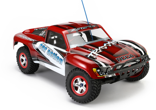 Custom Traxxas Slash Giveaway - RC Car Action