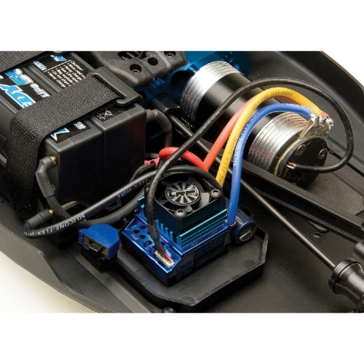 Team associated sc8e 1 8th scale 4wd electric off road for Rc electric motor dyno