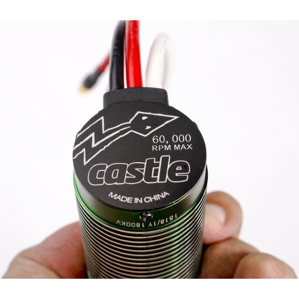 NEW Castle Creations 1717 1580kv only $269.00