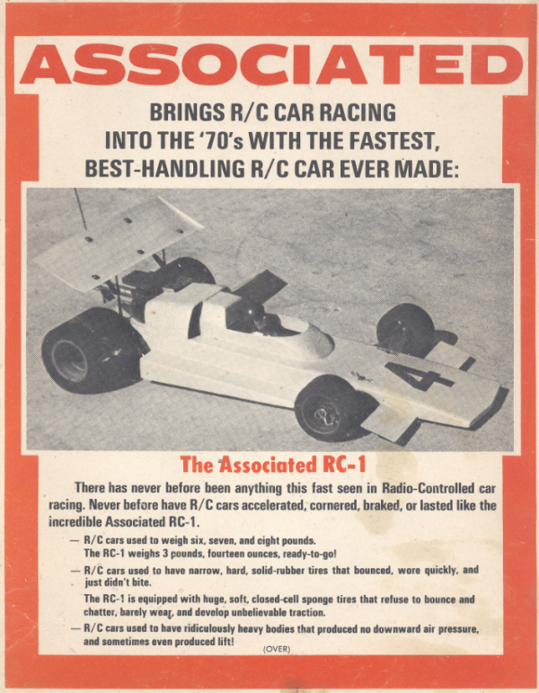 RC Car Action honors Roger Curtis with RC Hall of Fame