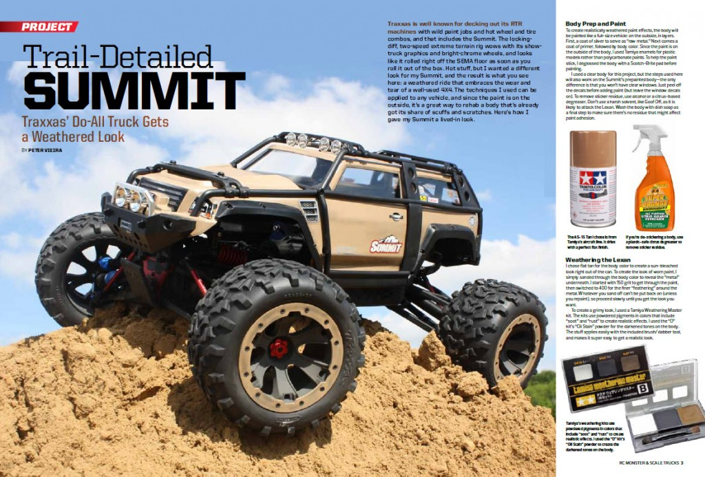 Monster and Scale Trucks Sneak Peek Summit