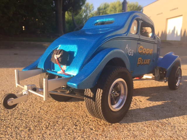 Willys, Gasser, '33, Tamiya King Hauler, Exclusive RC, Electrifly, HobbyWing, HPI, Traxxas