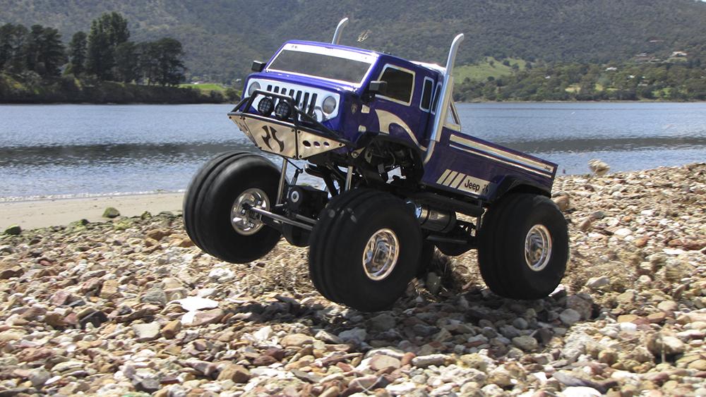 Jeep FC, Axial SCX10, Traxxas Revo, Imex, Tamiya, Hitec, Hobbywing