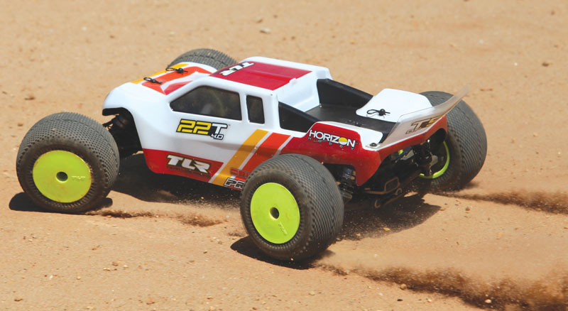 TESTED: TLR 22T 4 0 - RC Car Action
