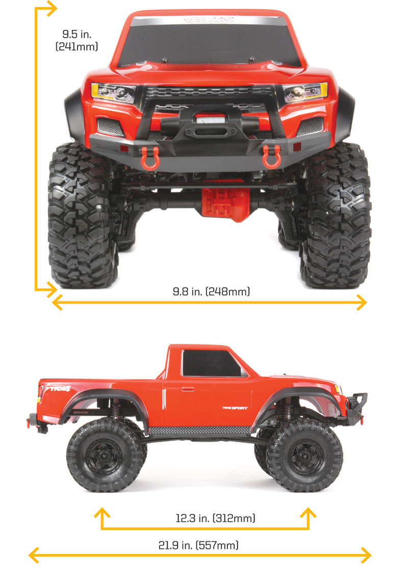 TESTED: Traxxas TRX-4 Sport - RC Car Action