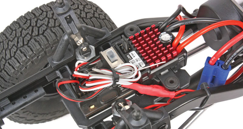 Performance Test: ECX/Horizon Hobby Barrage Gen2 - RC Car Action