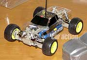 Team Associated RC18T Spy Shots!!!