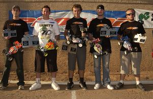 Young Guns Dominate Cactus Classic
