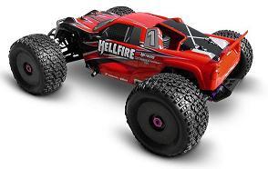 HPI Hellfire 1/8 Nitro Truck