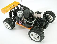 IRC Racing Nitro Mini Buggy
