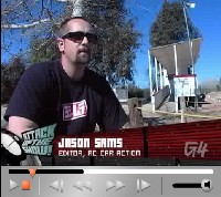 Attack of the Show: Car Action's Jason Sams talks RC on G4!