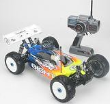 Team Losi 8IGHT goes RTR