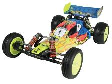 "Team Losi ""CR"" returns"