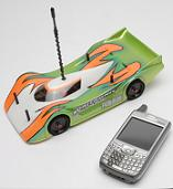 Robitronics Scalpel 1/18 pan car