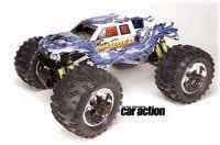 Trinity Spyder Monster Truck
