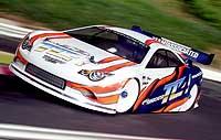 New Team Associated TC4 Touring Car
