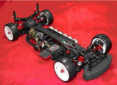 All-new XRAY 808 competition 1/8 buggy