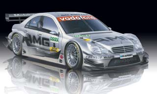 Tamiya Mercedes DTM 2004 TGS-R