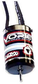 Team Orion Launches Brushless Motor NOVEMBER 2001