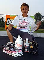 Atsushi Hara wins ROAR 1/10 Fuel Sedan Nationals!