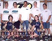 Losi Sweeps Stock Nats JUNE 2001