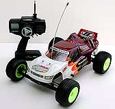 "Limited Edition ""Ready to Race"" Losi XXX-NT on the way! AUGUST 2001"