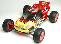 Team Losi sees Red! JULY 2001