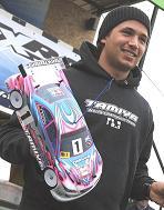 Marc Rheinard Wins Reedy TC Race