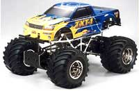 New Tamiya TXT-1 Monster Truck AUGUST 2001