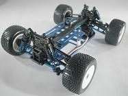 Trinity aluminum chassis kit for RC18T