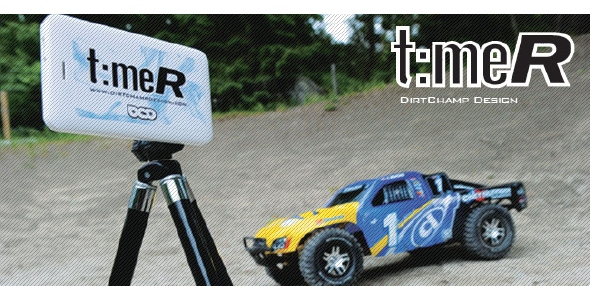 Dirtchamp Design Portable Lap Timing System Rc Car Action