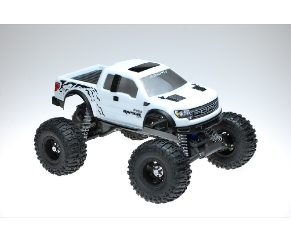 JConcepts Gear: Stampede Raptor & RC8B-e Punisher Body, Punisher T-shirt
