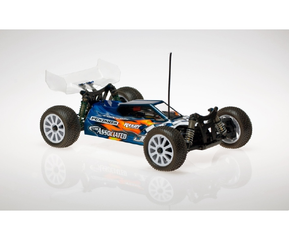 JConcepts B44.1 Punisher Body Release and Video
