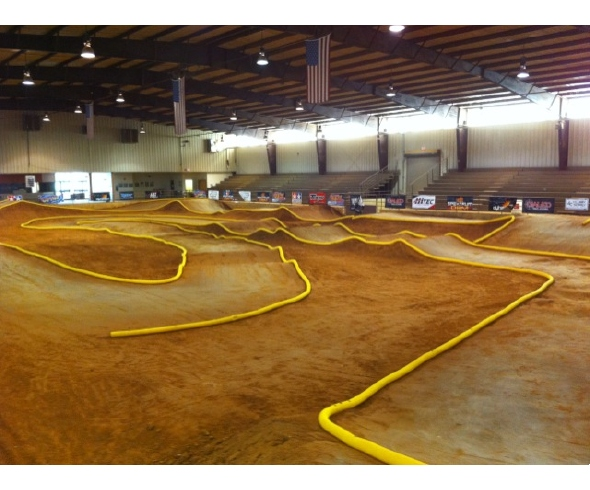 2010 Alabama Indoor Shootout – JConcepts on point
