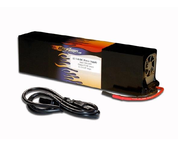 MaxAmps.com 12V and 24V 47A Power Supplies