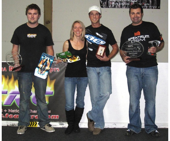 Hebert Wins 2010 Timezone Grand Prix