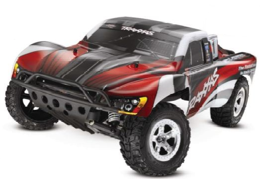 Updated Traxxas Slash