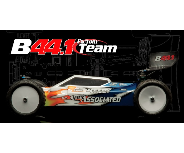 Team Associated B44.1 Factory Team Kit