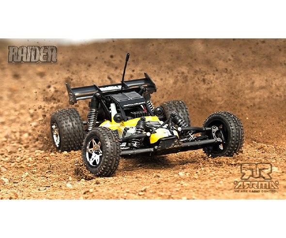 ARRMA Raider 1/10 2WD Electric Baja Buggy