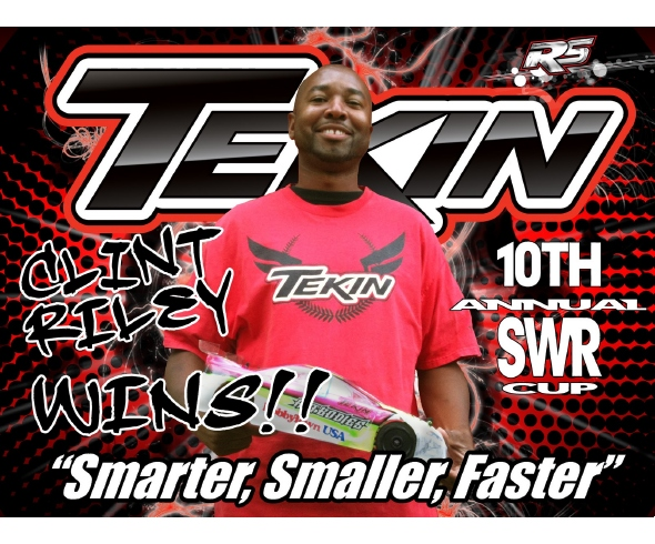 Tekin wins at 10th Annual Speedworld Cup
