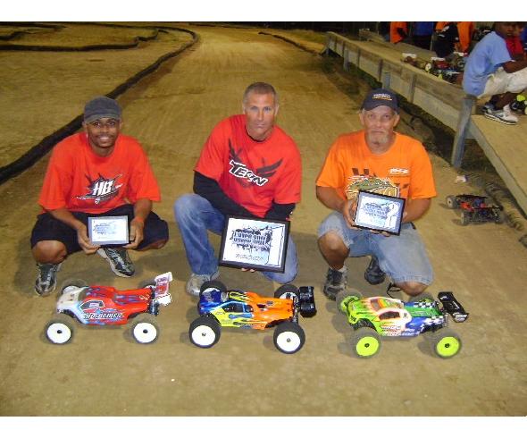 Tekin Dominates the LARCC Finals held at Finishline Raceway