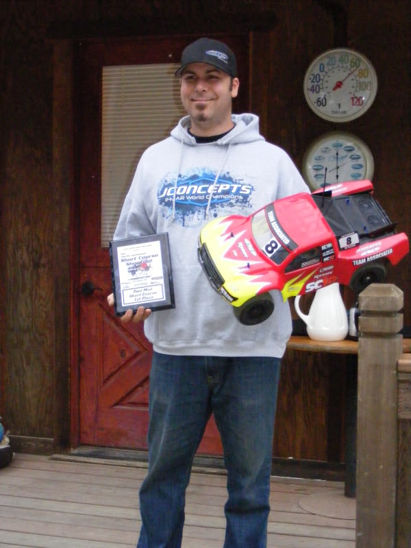 JConcepts Team Driver Sean Maybell Wins Pacific Northwest Short Course Shootout