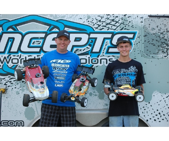 JConcepts Wins Florida State Off-Road Series round # 1