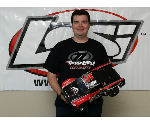 Losi XXX-SCT Takes First Win
