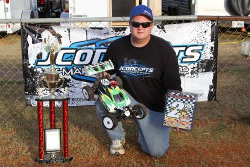 Tim Smith takes 1/8 Pro Buggy in the Georgia Championship Series