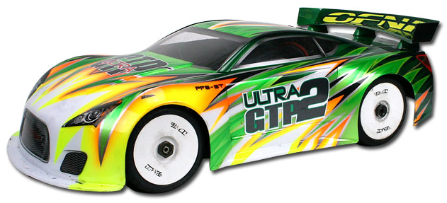 OFNA Ultra GTP 2 Electric 1/8 On-Road Sedan