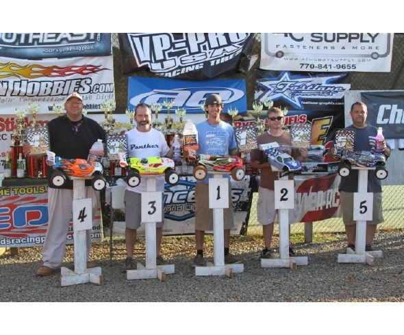 JConcepts On Top at the Georgia Championship Series Finals